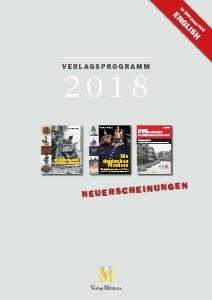 Verlagsprogramm 2018